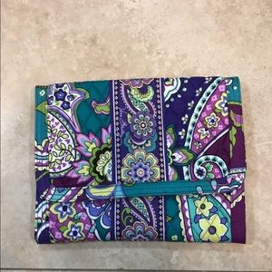 NWOT Vera Bradley jewelry travel bag